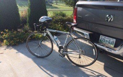 Biking Sparta, TN