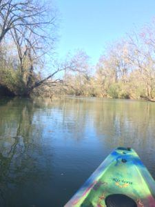 Kayak the Calfkiller River, Sparta, TN