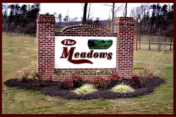 The Meadows Subdivision Sparta, TN