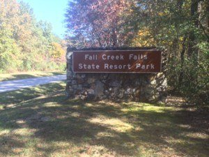 Soaking Up Fall Creek Falls State Park