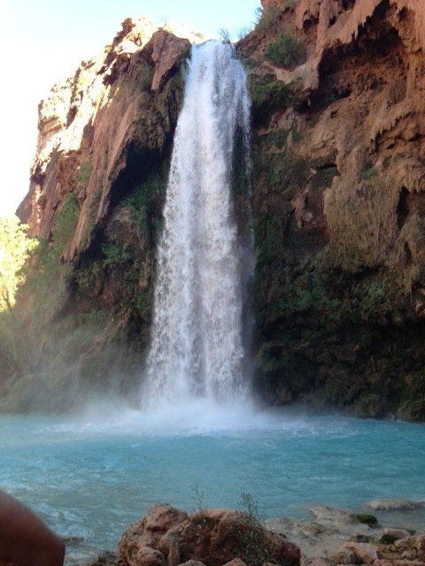 The Garden of Eden – Havasu Falls, Part 1